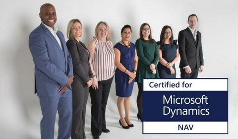 Elite Dynamics Awarded the 'Certified for Microsoft Dynamics' Accreditation. A first in the holiday park industry!